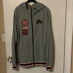 Nike Air 1994 Team USA Dream Team Sweat Jacket XXL
